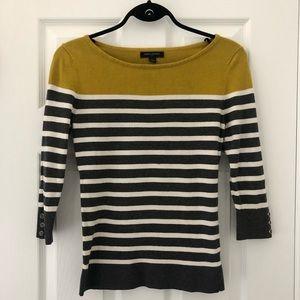 Banana Republic Colour Block Sweater